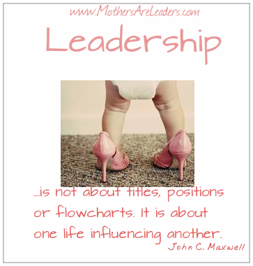 leadership maxwell quote